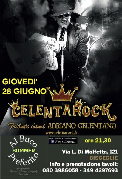 Celentarock - Tribute Band Celentano a Bisceglie