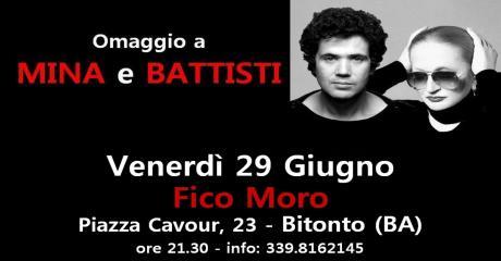 Omaggio a Mina & Lucio Battisti