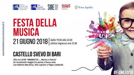 Festa della Musica al Castello di Bari