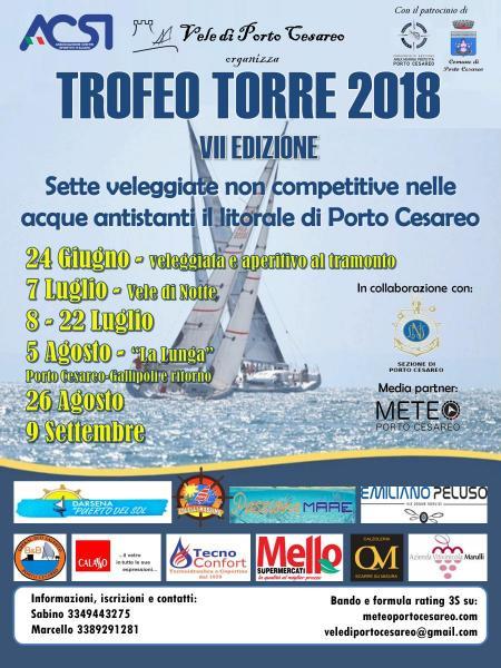 Trofeo Torre 2018 - Vela