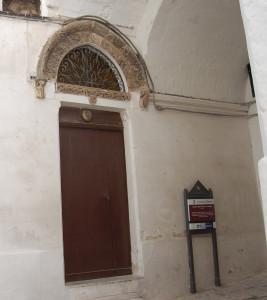 Apertura della chiesetta medievale di San Giacomo di Compostella