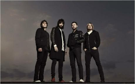 Kasabian in concerto