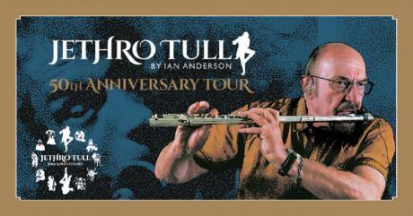 Jethro Tull - 50th Anniversary Tour
