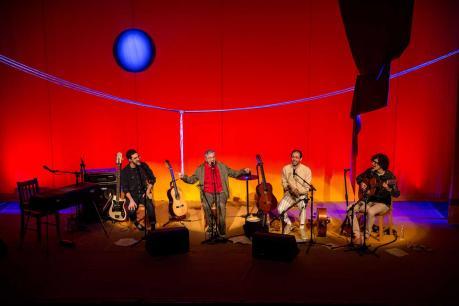 Caetano Veloso & Family  in Concerto a Roma