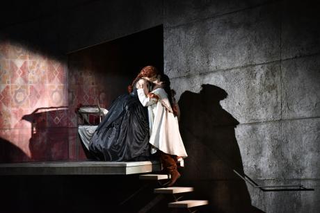 Inaugurazione del 44° Festival della Valle d'Itria - Giulietta e Romeo di Nicola Vaccaj