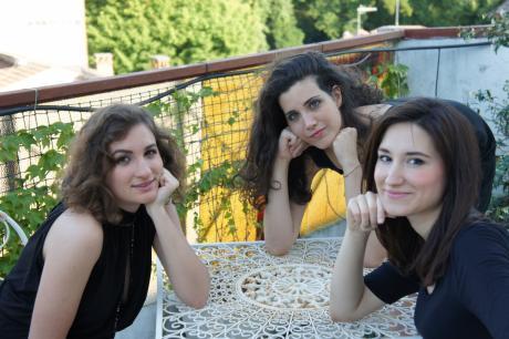 LE SCAT NOIR - Viaggio musicale a tre voci