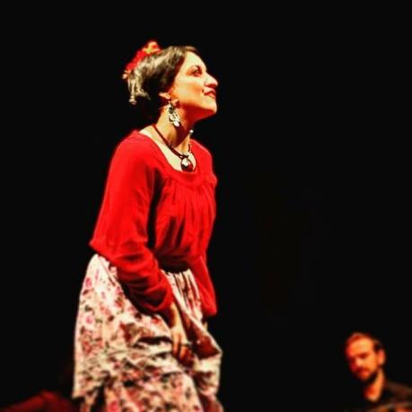 Io ti cielo – Frida Khalo  Di e con Aurelia Cipollini