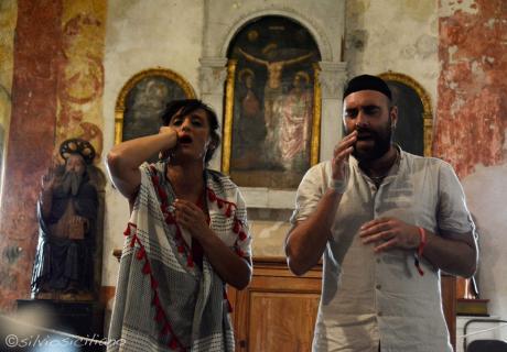 Enza Pagliara e Dario Muci : presentazione del nuovo album
