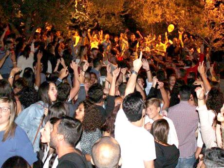 """""""Prima Festa d'Estate"""" sabato 7 luglio a La'nchianata di Torricella (Ta), con Lello Santoro  e Peg dj set"""