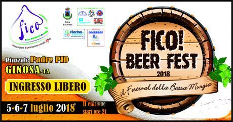 Fico! Beer Fest - Il Festival della Bassa Murgia