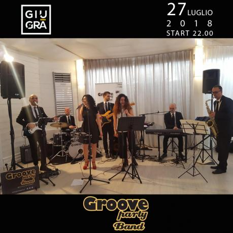 Groove Party Band Live