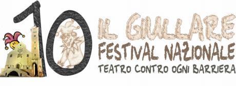 """Programma spettacoli teatrali de """"Il Giullare"""""""