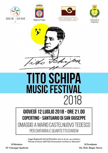 TITO SCHIPA MUSIC FESTIVAL