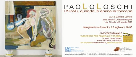 Paolo Loschi. TARAB, quando le anime si toccano
