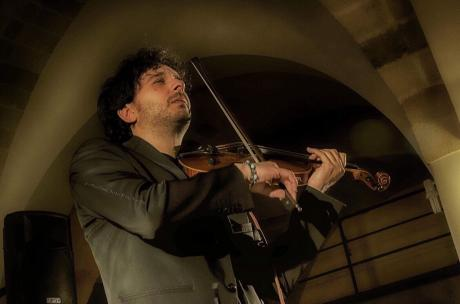 Gran Concerto a sorpresa con Francesco Greco e Pierluigi Orsini