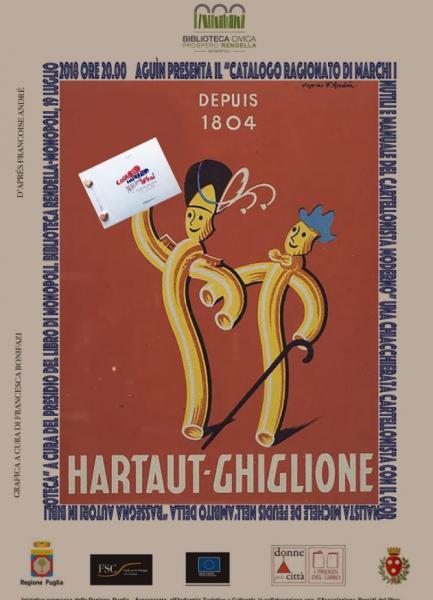 L'artista Aguìn e l'arte pubblicitaria