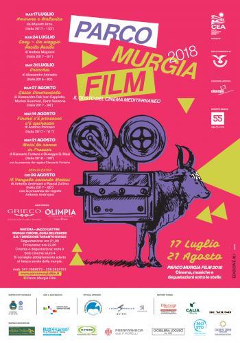 Parco Murgia Film 2018  - Metti la nonna in freezer