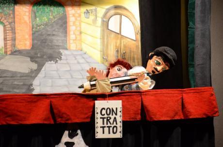 INCANTASTORIE -Rassegna di teatro di figura secondo appuntamento