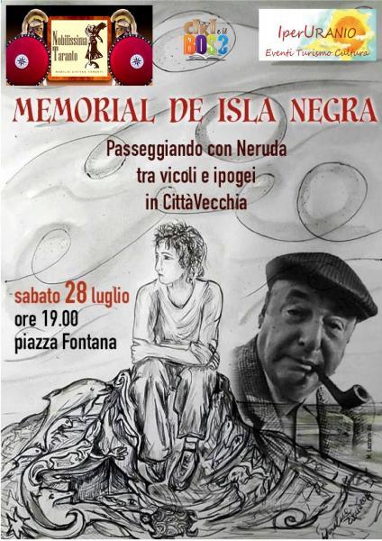 Memorial de Isla Negra: passeggiando con Neruda tra vicoli e ipogei in città vecchia