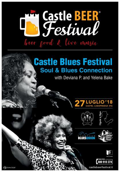"3° Edizione del ""Castle BEER Festival _ beer food & live music"""