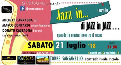 Di jazz in jazz....quando la musica incontra il suono