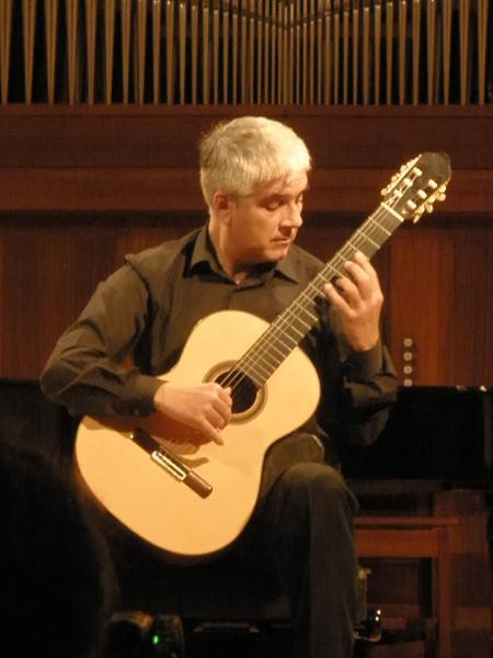 Festival Chitarristico Internazionale -  Dalla Spagna ... Josep Manzano