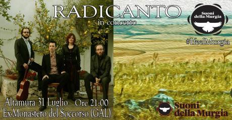 Radicanto in concerto - SDM 2018