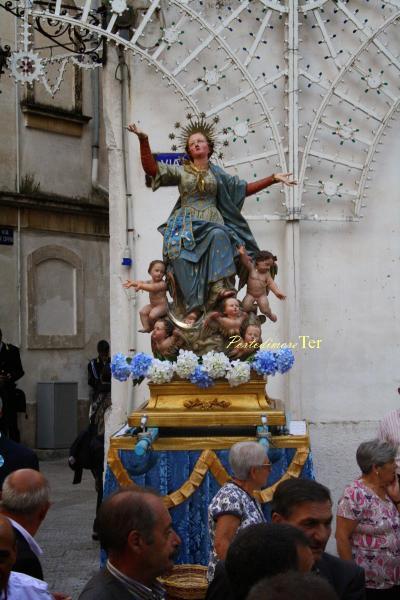 Notte dell'Assunzione di Maria alla chiesetta di san Giovanni dei Greci