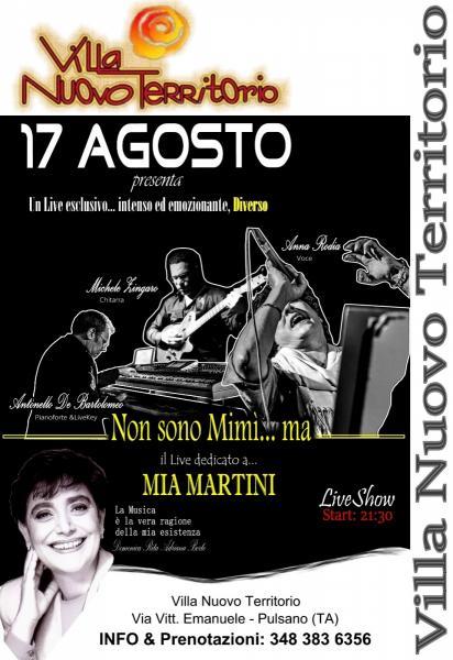 Mia Martini Tribute Band