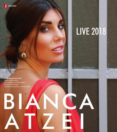 Bianca Atzei in concerto