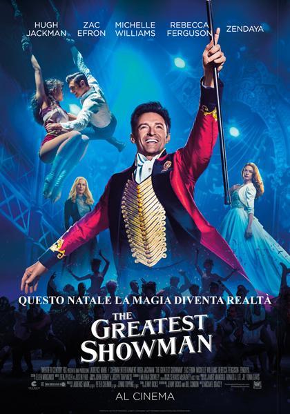 The greatest Showman (in lingua originale) - CINEMA SOTTO LE STELLE