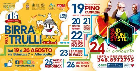 Birra fra i Trulli 18° edizione - Alberobello