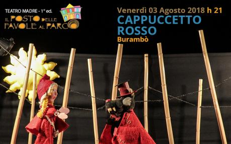 Cappuccetto Rosso | Teatro Madre_Festival di Teatro e Narrazione