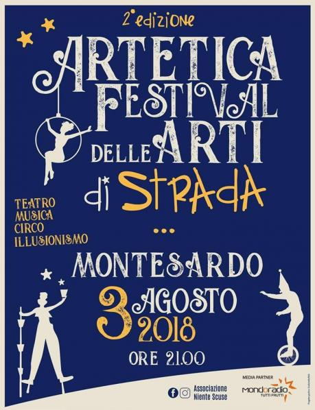 Artetica - Festival delle Arti di Strada