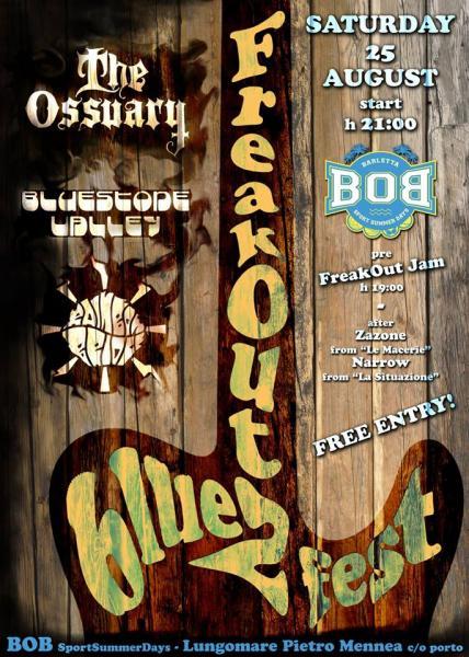 Freakout BlueZ Fest