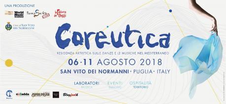 Coreutica - Residenza Artistica Sulle Danze e le Musiche del Mediterraneo