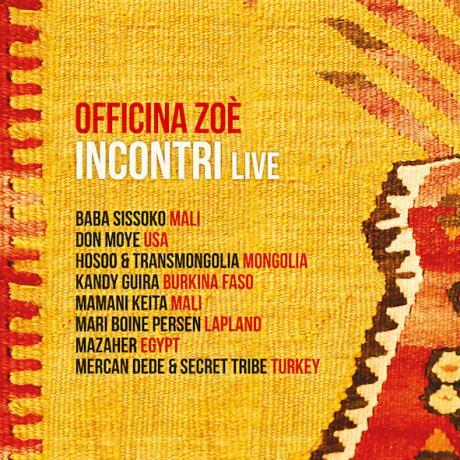Incontri Live - Officina Zoè