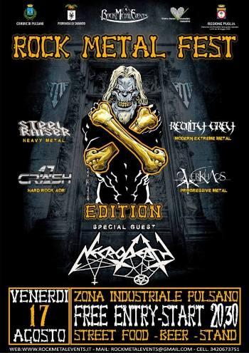 ROCK METAL FEST - X Edizione