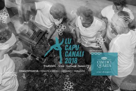 Lu Capucanali, festa della vendemmia