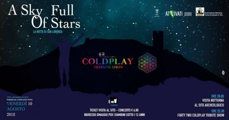 A Sky Full Of Stars - Coldplay Special Night