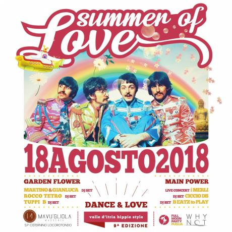 Summer of Love Party - 9° edizione