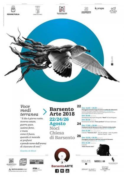 Barsento ARTE - Voce mediterranea