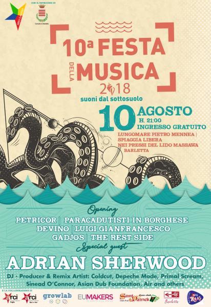 FESTA DELLA MUSICA ARCI CAFIERO 2018
