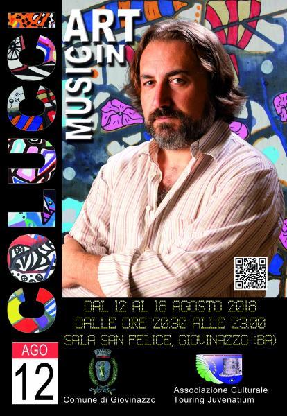 L'arte e la musica dell'autore Pasquale Colucci a Giovinazzo