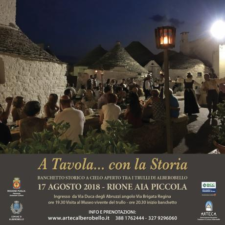 A Tavola....con la Storia
