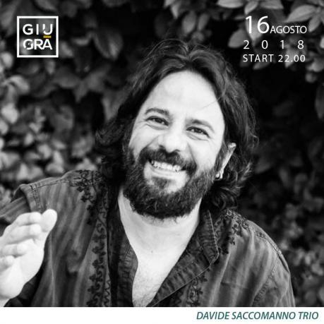 Piano Bar con Davide Saccomanno Trio