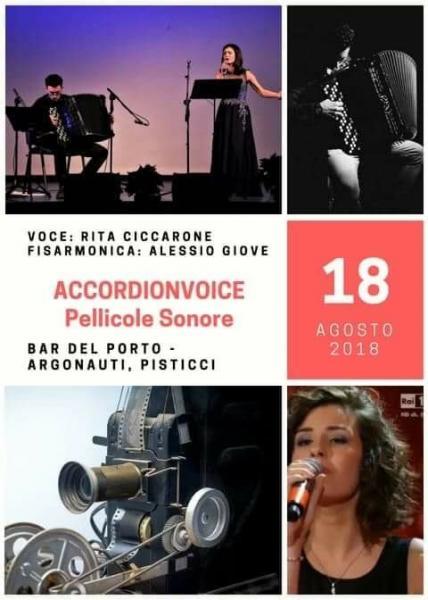 """""""Rita Ciccarone incontra Alessio Giove"""""""
