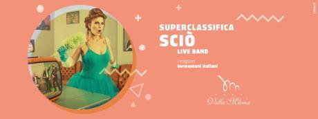 Superclassifica Sciò Live in Concert