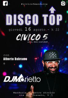 DISCO TOP!