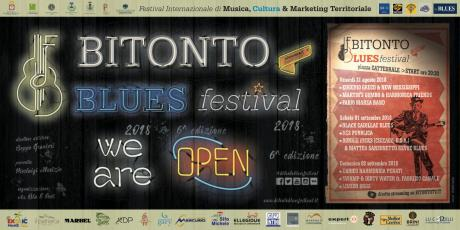 Bitonto Blues Festival 2018